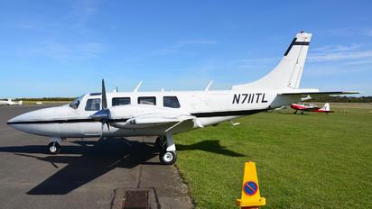 N711TL - Private Piper PA-60 Aerostar / Sequoya