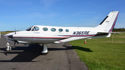 N365RE - Private Cessna 340