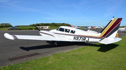 N971RJ - Private Piper PA-39 Twin Comanche