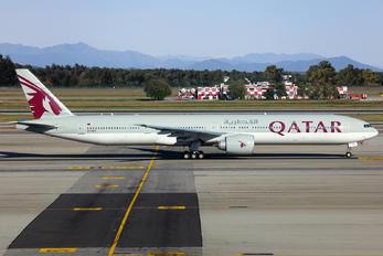 A7-BEG - Qatar Airways Boeing 777-300ER