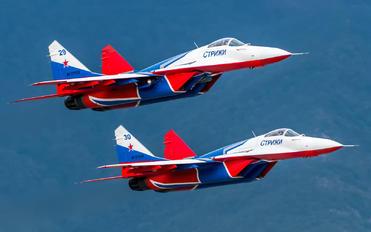 "RF-91929 - Russia - Air Force ""Strizhi"" Mikoyan-Gurevich MiG-29"
