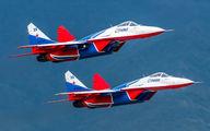 "RF-91929 - Russia - Air Force ""Strizhi"" Mikoyan-Gurevich MiG-29 aircraft"