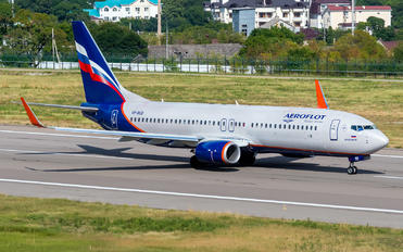 VP-BCD - Aeroflot Boeing 737-800