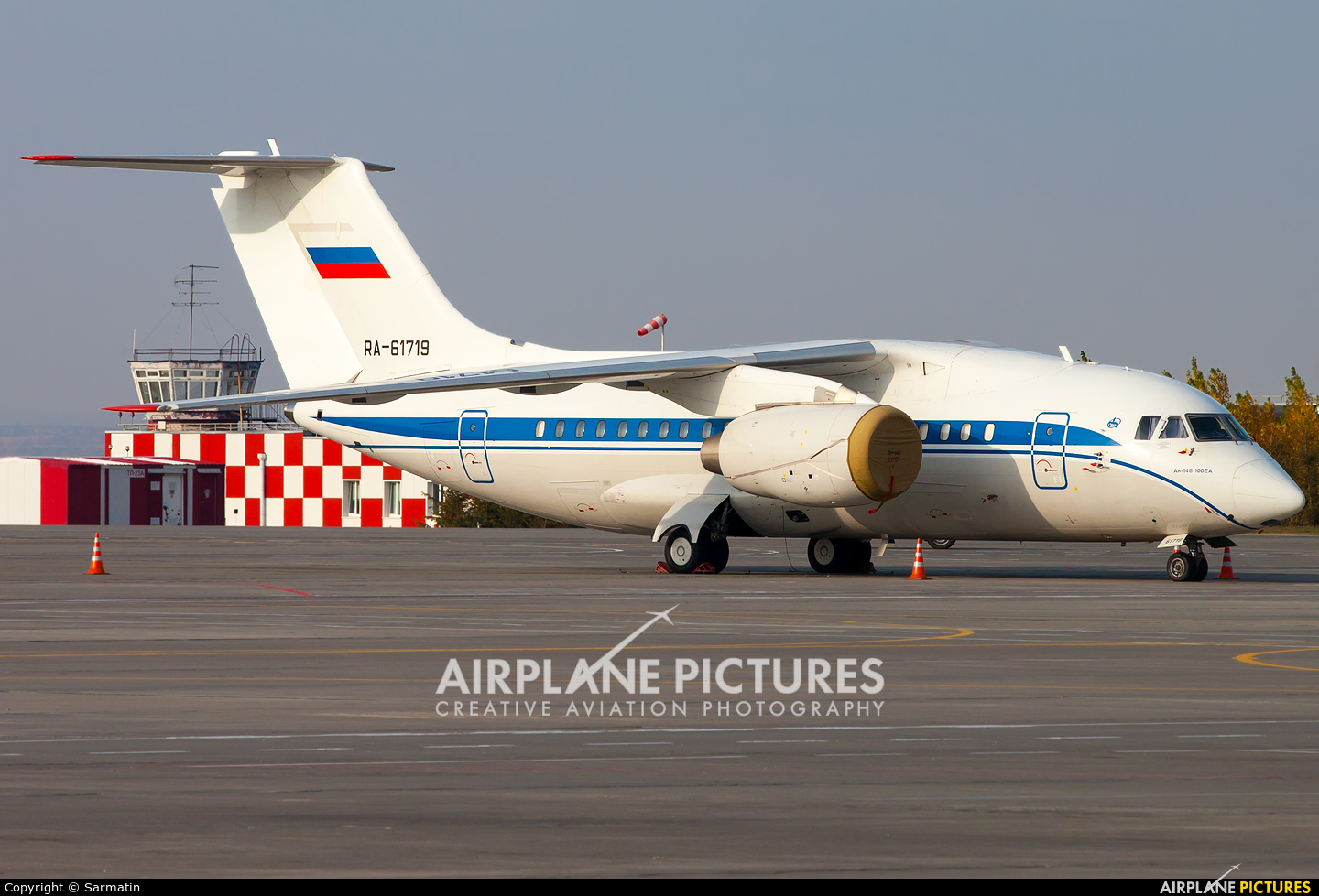 Russia - Government RA-61719 aircraft at Kazan