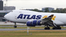N496MC - Atlas Air Boeing 747-400F, ERF aircraft