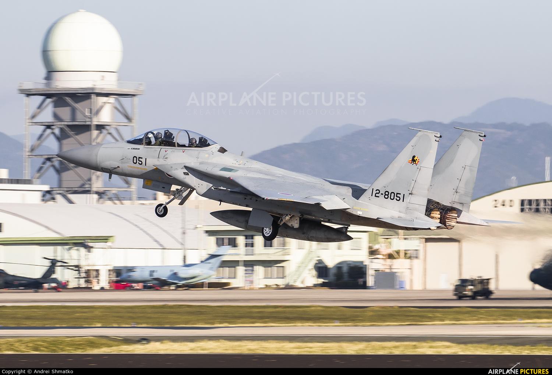 Japan - Air Self Defence Force 12-8051 aircraft at Nyutabaru AB