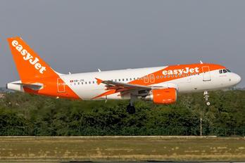 HB-JYL - easyJet Switzerland Airbus A319