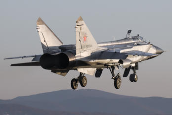 57 - Russia - Air Force Mikoyan-Gurevich MiG-31 (all models)