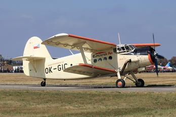 OK-GIC - Private Antonov An-2
