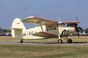OK-GIC - Private Antonov An-2 aircraft