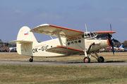 OK-GIC - Private Antonov An-2 aircraft