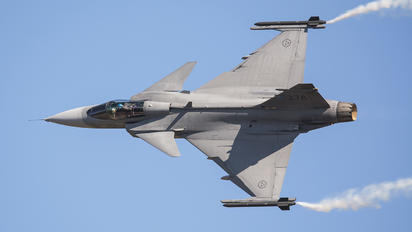 39278 - Sweden - Air Force SAAB JAS 39C Gripen