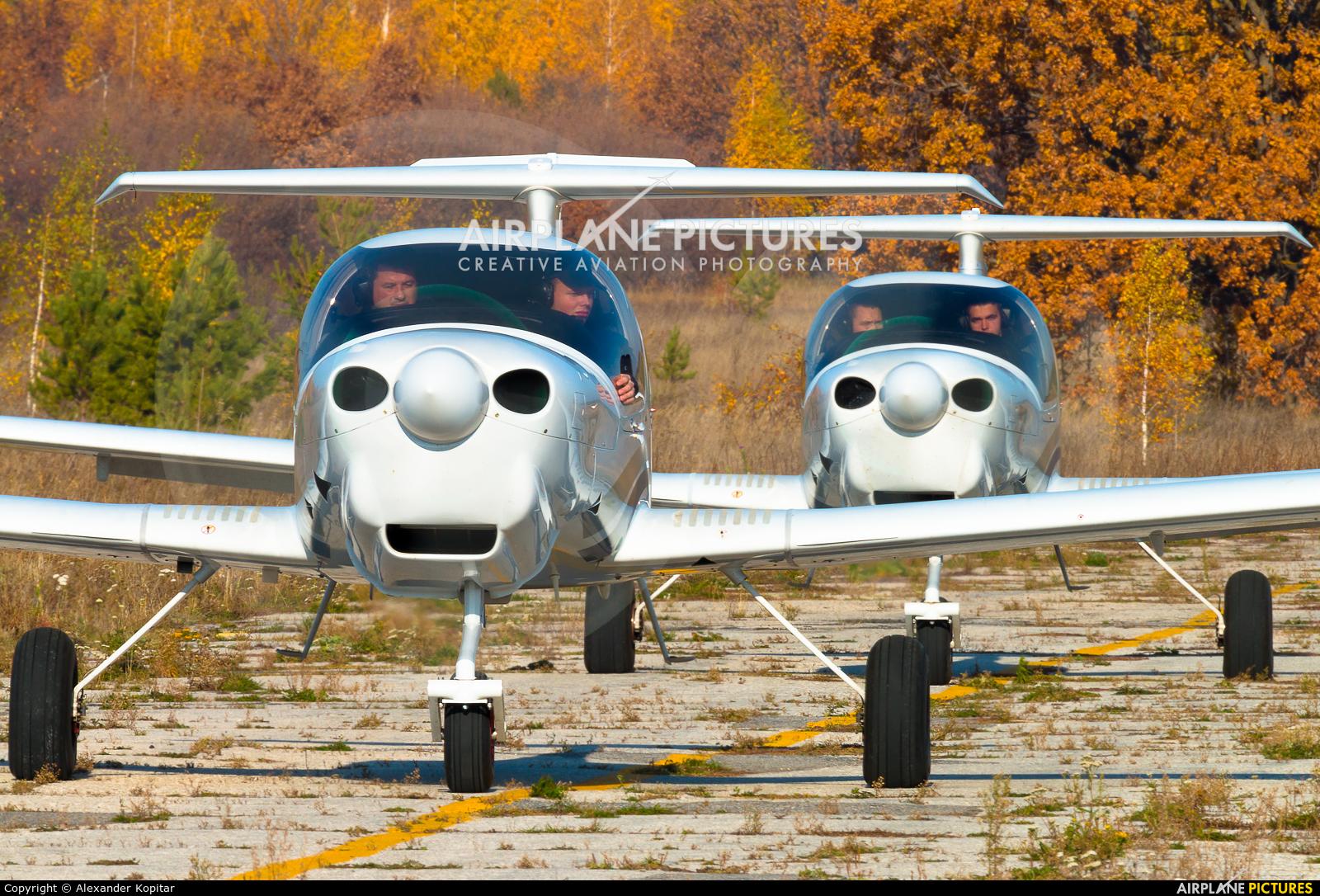 Ulyanovsk Institute of Civil Aviation - aircraft at Soldatsaya Tashla
