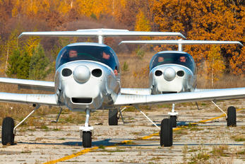 - - Ulyanovsk Institute of Civil Aviation Diamond DA 40 NG Diamond Star