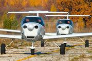 - - Ulyanovsk Institute of Civil Aviation Diamond DA 40 NG Diamond Star  aircraft