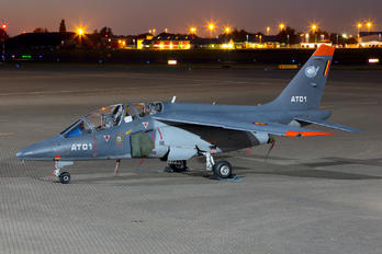 AT01 - Belgium - Air Force Dassault - Dornier Alpha Jet 1B