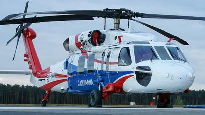 SP-YVM - PZL Mielec Sikorsky S-70I Blackhawk