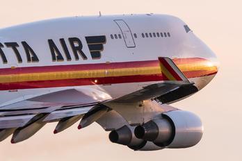 N708CK - Kalitta Air Boeing 747-400BCF, SF, BDSF