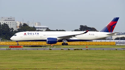 N511DN - Delta Air Lines Airbus A350-900