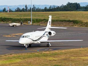N482BC - Private Dassault Falcon 2000