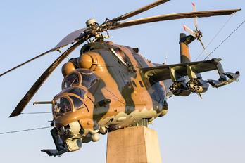 574 - Hungary - Air Force Mil Mi-24D