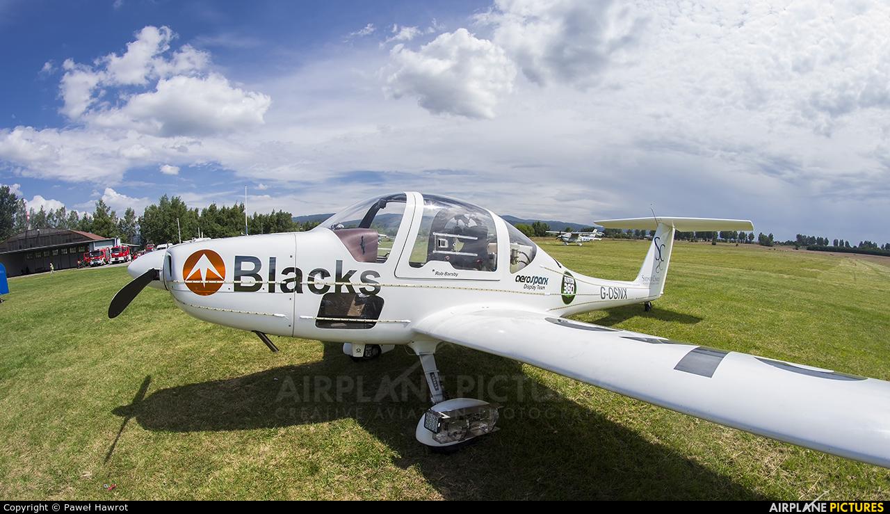 Aerosparx G-OSNX aircraft at Nowy Targ