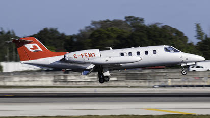 C-FEMT - Fox Flight Inc Learjet 36