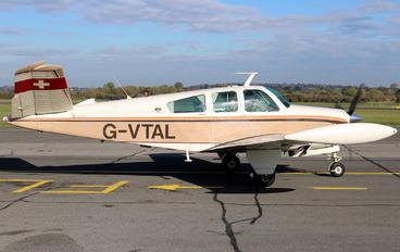G-VTAL - Private Beechcraft 35 Bonanza V series