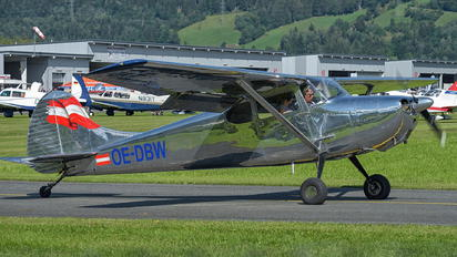 OE-DBW - Private Cessna 170