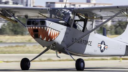 EC-MAB - Fundación Infante de Orleans - FIO Cessna L-19/O-1 Bird Dog