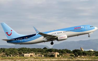 OO-JAU - Jetairfly (TUI Airlines Belgium) Boeing 737-800