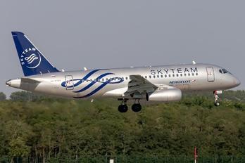 RA-89015 - Aeroflot Sukhoi Superjet 100