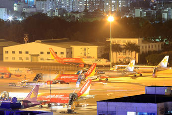 SGN - - Airport Overview - Airport Overview - Apron