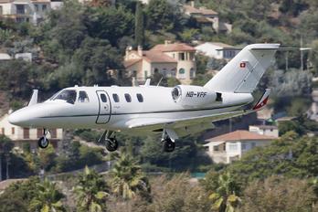 HB-VPF - Private Cessna 525 CitationJet