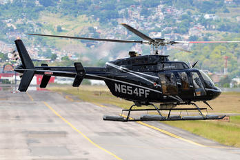 N654PF - Private Bell 407GXP
