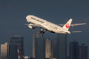 JA773J - JAL - Japan Airlines Boeing 777-200 aircraft