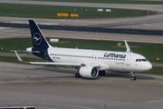 D-AINL - Lufthansa Airbus A320 NEO aircraft