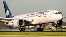 N446AM - Aeromexico Boeing 787-9 Dreamliner aircraft