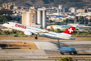 HB-JCI - Swiss Bombardier CS300 aircraft