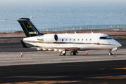 N604KJ - Private Bombardier CL-600-2B16 Challenger 604 aircraft