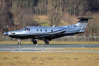 D-FTON - Private Pilatus PC-12