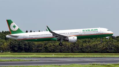 B-16216 - Eva Air Airbus A321