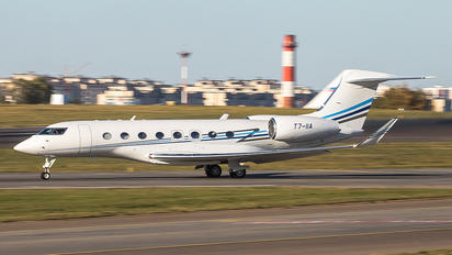 T7-IIA - Private Gulfstream Aerospace G650, G650ER