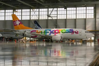 VP-BBN - Sky Express Boeing 737-300