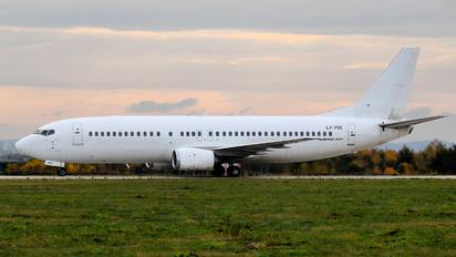 LY-PGC - GetJet Boeing 737-400