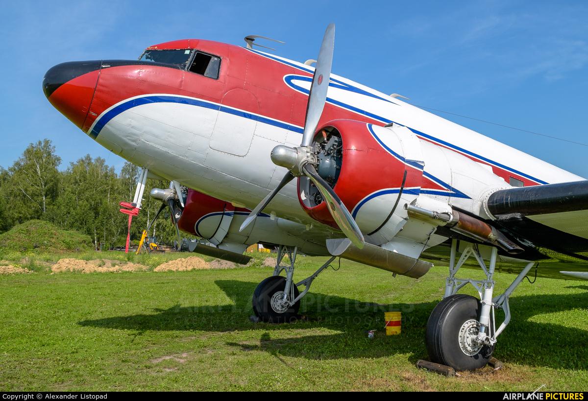 Private RA-2059G aircraft at Novosibirsk