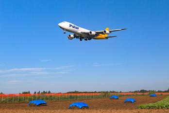 N852GT - Polar Air Cargo Boeing 747-8F