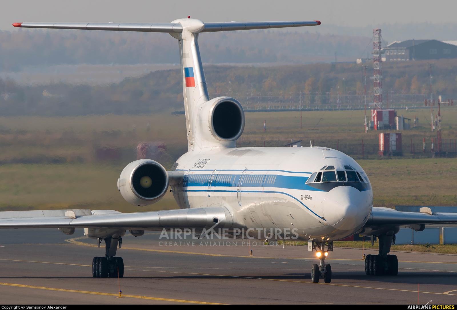 Russia - Federal Border Guard Service RA-85019 aircraft at Moscow - Vnukovo