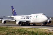 TC-ACG - Saudi Arabian Cargo Boeing 747-400BCF, SF, BDSF aircraft