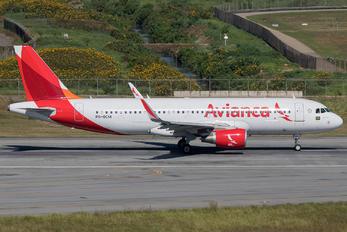 PR-OCM - Avianca Brasil Airbus A320